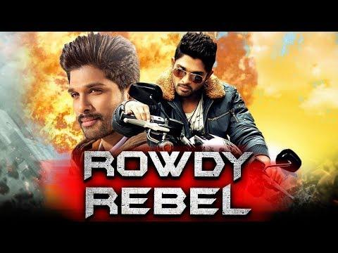 Rowdy Rebel 2019 Telugu Hindi Dubbed Full Movie | Allu Arjun, Sheela Kaur, Prakash Raj