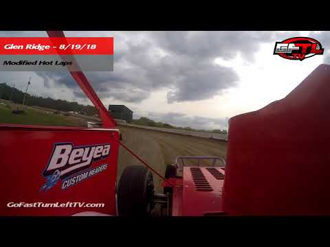 Mike Mahaney @ Glen Ridge Motorsports Park - Modified Hotlaps 8/19/18