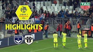 Girondins de Bordeaux - Angers SCO ( 0-1 ) - Highlights - (GdB - SCO) / 2018-19