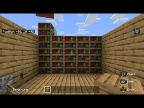 how-to-make-a-wavy-bookshelf-machine-in-minecraft