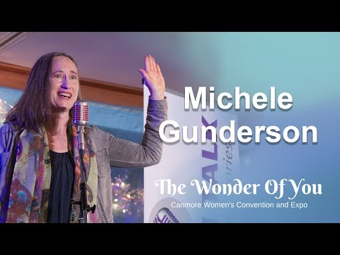 Michele Gunderson at The Wonder of You