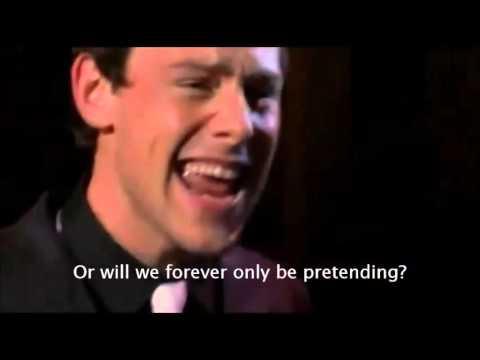 Glee - Pretending (Full Performance with Lyrics)