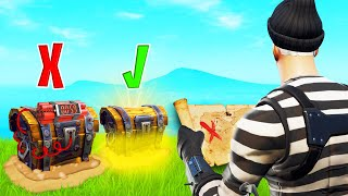 Dig Up The WRONG MYSTERY CHEST = DIE! (*NEW* Game Mode)