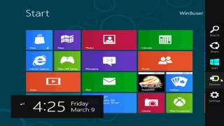 Windows 8 Tips, Tricks, Secrets and More...