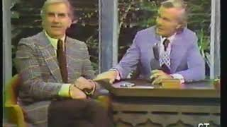 """THE TONIGHT SHOW - Blooper"" - Johnny Carson & Ed McMahon"