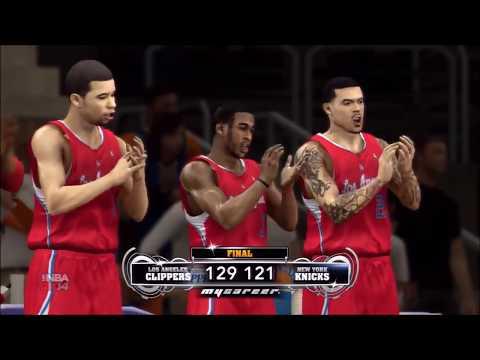 (09-14-2014) Clippers On Hot Streak - NBA 2K14 MyCAREER