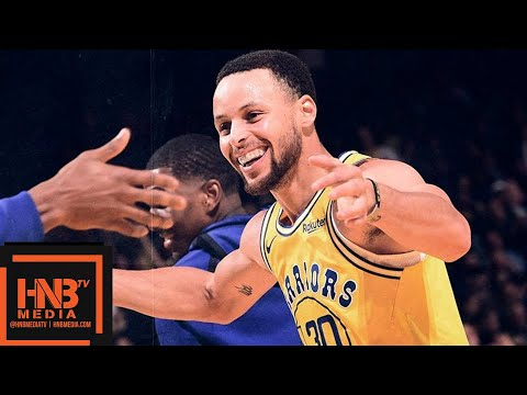 Golden State Warriors vs Indiana Pacers Full Game Highlights | March 21, 2018-19 NBA Season