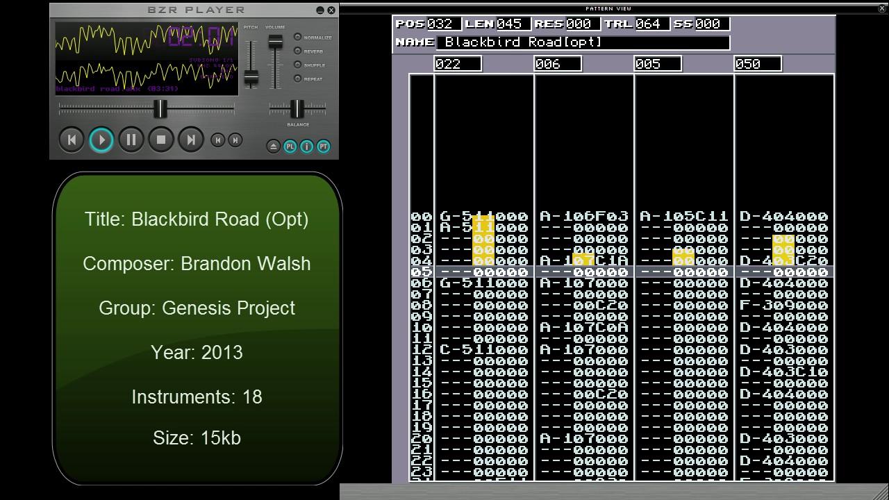 Amiga Music: AHX Compilation #1