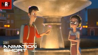 "CGI 3D Animated Short Film ""THE WISHGRANTER""- Cute Romantic Animation by Ringling College"