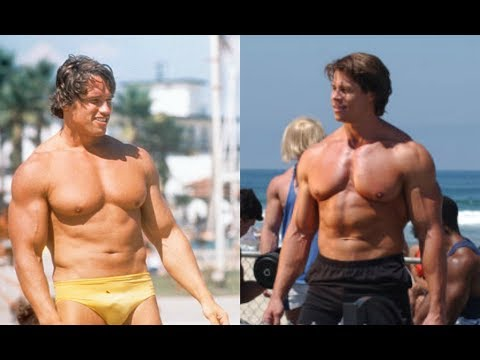 The First Bodybuilder to play Arnold