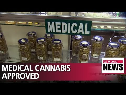 S. Korea to allow sales of imported medical cannabis for self-medication from March 12