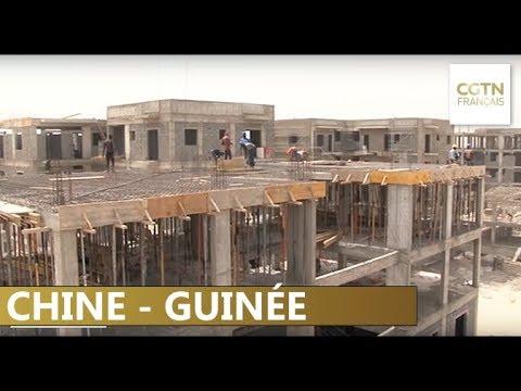 La Chine construit des logements sociaux en Guinée Conakry