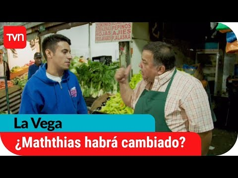 ¿Maththias habrá cambiado? |  La Vega - T2E12