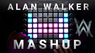 Video Alan Walker Mashup | Launchpad Mashup (Faded x SMTS x Alone x Tired) [UniPad Project File] download MP3, 3GP, MP4, WEBM, AVI, FLV Juni 2018