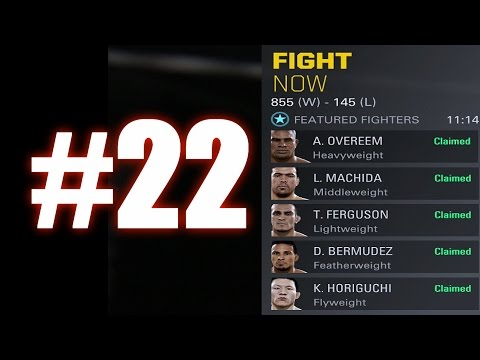 EA Sports UFC 2 Featured Fighters Of The Day #22 - BEST ONE YET?!!