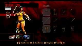 Killer Instinct (Xbox One) - Orchid аксессуары(Важная Информация... Помогайте продвигать видео в массы не забывайте ставить