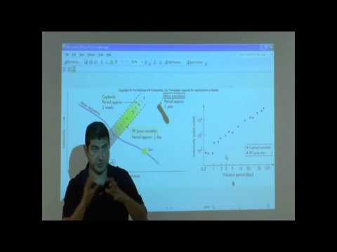Lecture 11b (Variable or Pulsating Stars)