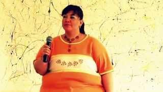 """ Ayer "" Gloria Estefan Cover"