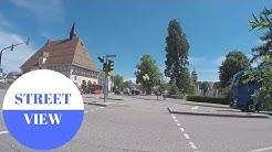 STREET VIEW: Freudenstadt in Black Forest in GERMANY