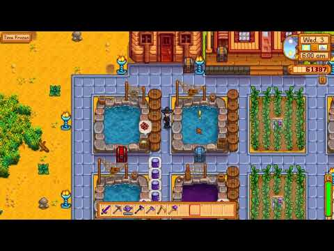 Stardew Valley 1.14: All About Fish Ponds