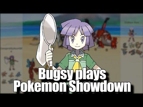Playing As GYM LEADER BUGSY!   Pokemon Showdown All-Stars
