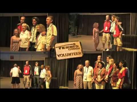 Volunteer Video 2008- Rogers Cup