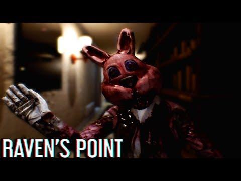 Raven's Point | Hide An Seek?!?