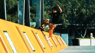 "Evisen Skateboard's ""Working Holiday"" Video"