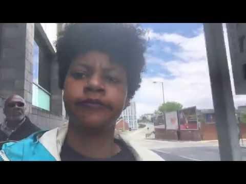 Vlog 8| University Visit/First trip to the UK