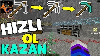 Kazmayi GelİŞtİr Ve Kazan! Minecraft Maden Challenge W/minelord