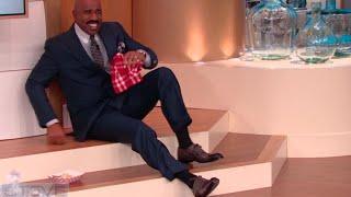Mouth-watering BBQ trends with Moe Cason || STEVE HARVEY