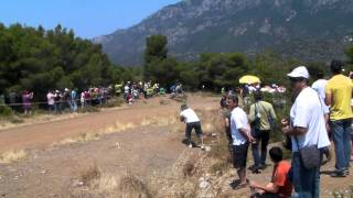 WRC Acropolis Rally 19.6.2011 - Loutraki 3rd Day Video #11(Ogier., 2011-06-19T17:24:11.000Z)
