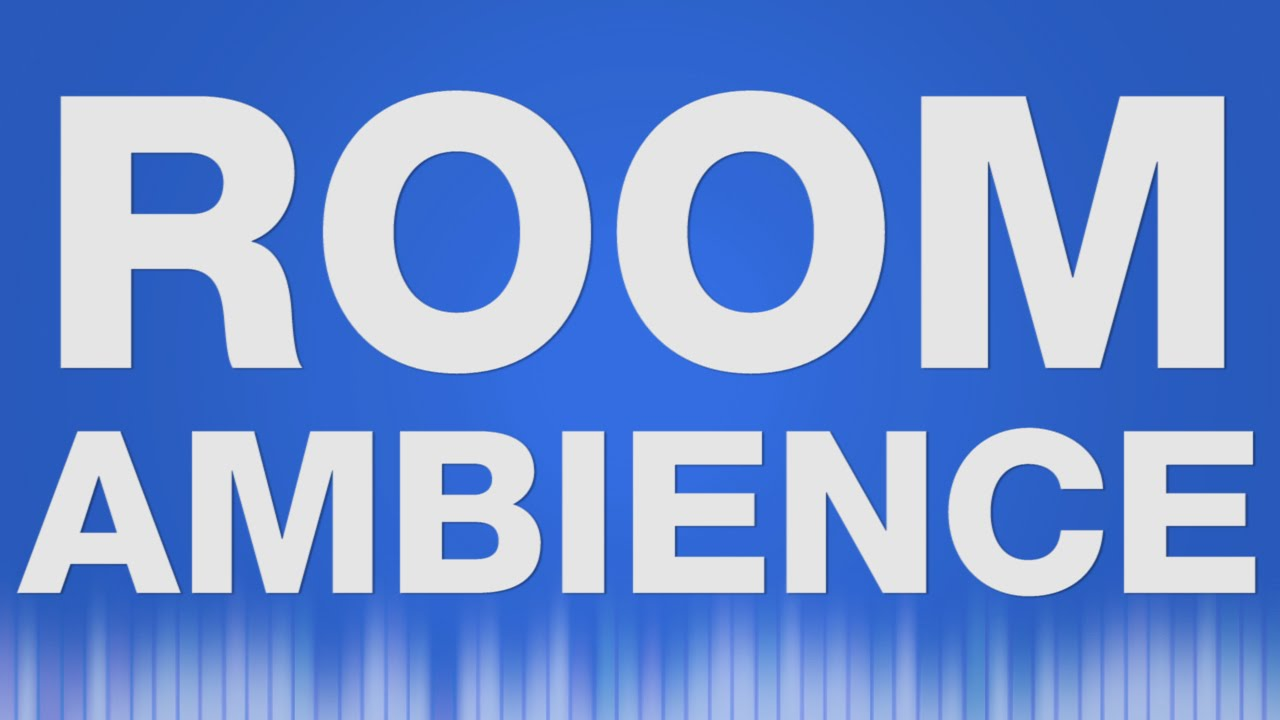 Free Room Ambience Sound Effect