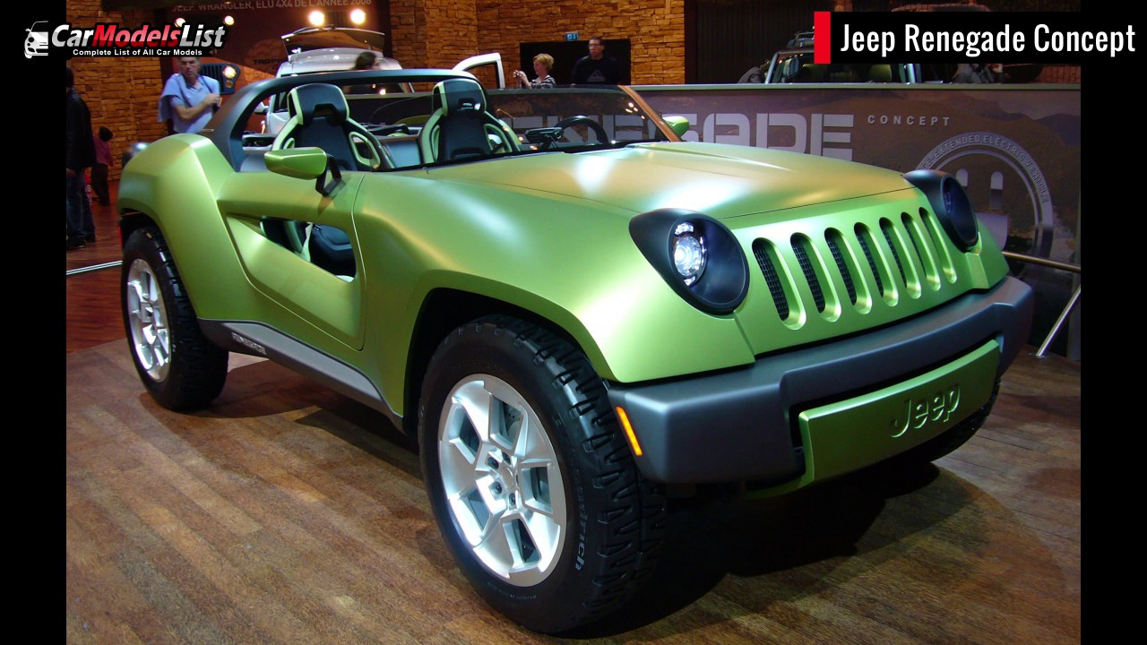All Jeep Types >> All Jeep Models Full List Of Jeep Car Models Vehicles Youtube