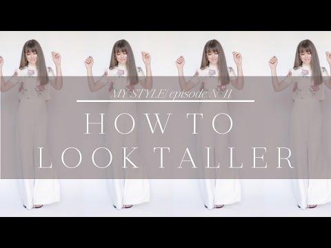 5 Ways to Look Taller | Episode No. 11