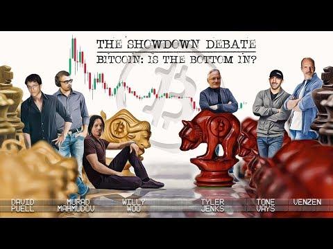 Has Bitcoin Bottomed? - Let's Debate!