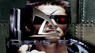 Terminator Police Station Shootout with Deus Ex sound effects