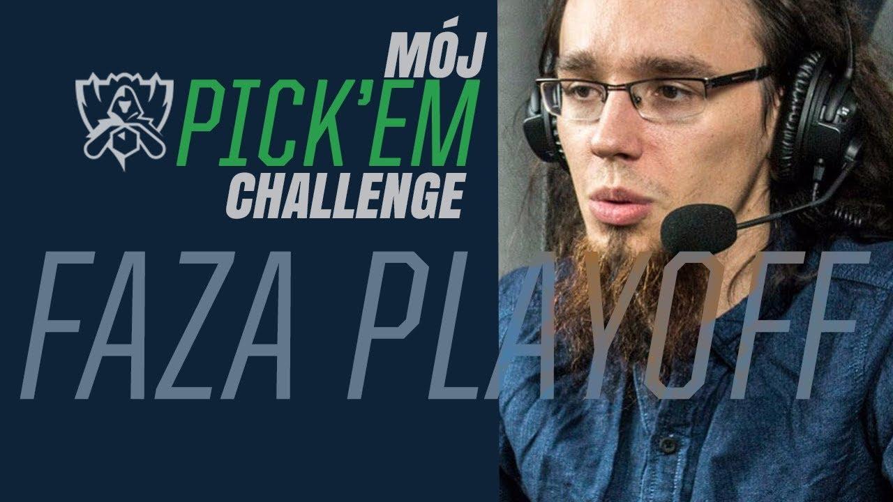 MÓJ PICK'EM CHALLENGE FAZA PLAYOFF!