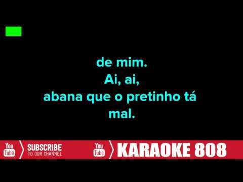 Abana Lyric ~ Léo Santana ~ Karaoke Version ~ Karaoke 808