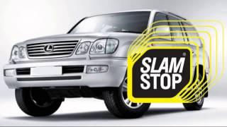 Доводчик двери на Lexus LX 470 Дотяжка автомобильных дверей SlamStop