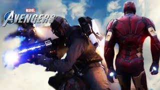 I Can't Believe They Didn't Show This! | New Avengers Game Secret Finally Revealed? & More