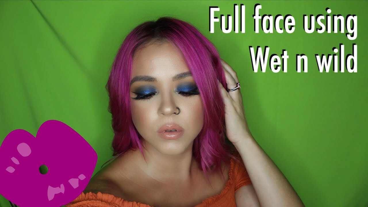 Full Face of Wet n Wild **SPONSORED VIDEO** | Beauty by Pinky