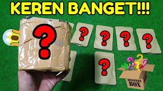WOAH!!! KEREN BGT ISINYA!!! UNBOXING MISTERI BOX DARI SUBSCRIBER