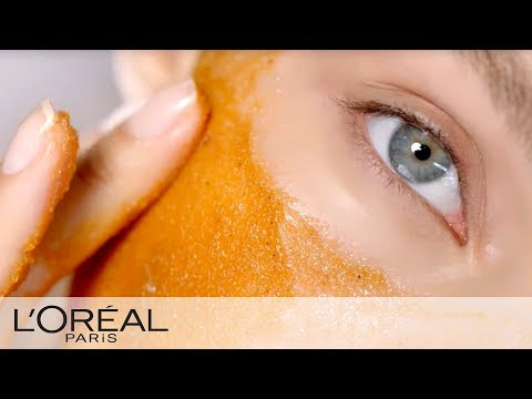 Exfoliate Your Skin with Pure Sugar Scrub by L'Oréal Paris