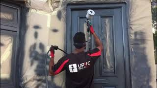 UPVC Painting  Transform your home  by UPVC Spray Painters