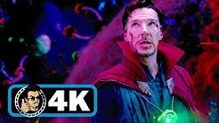DOCTOR STRANGE Movie Clip - Dormammu, I've Come To Bargain Scene (2016)
