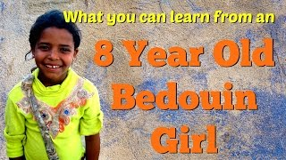 Mini-Polyglots! What You Can Learn From an 8 Year Old Bedouin Girl