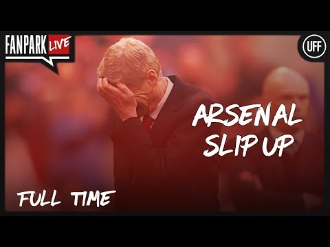 Arsenal Slip Up - Arsenal 1-1 Atletico Madrid - Full Time Phone In - FanPark Live