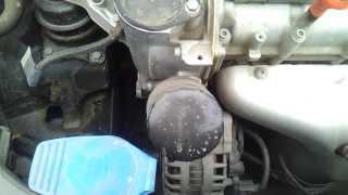 Polo Sedan   стук двегла на холодную(, 2013-08-06T10:14:51.000Z)