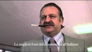 Fantozzi - partita a biliardo con l'On. Cav. Conte Diego Catellani -